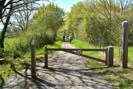 La voie verte à la Tardivière - Mouzeil