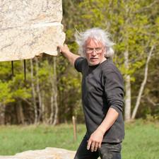 Le sculpteur Jean-Claude LAMBERT