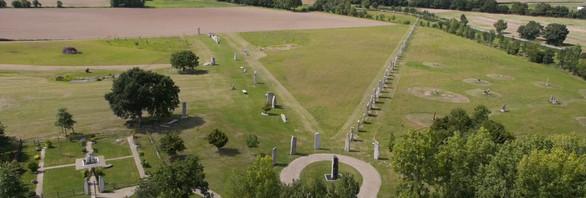 Parc de sculptures monumentales