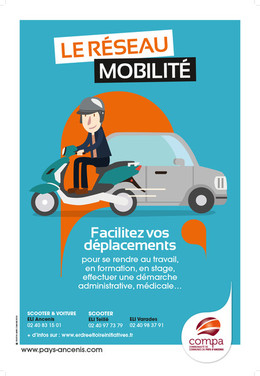 Réseau mobilité du Pays d'Ancenis