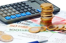 argent calculatrice budget