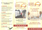 Brochure de Domirepas
