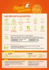 Mémo 2016 des déchets acceptés dans les déchèteries du Pays d'Ancenis - PDF 387 Ko